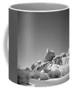Joshua Tree Holga 3 Coffee Mug