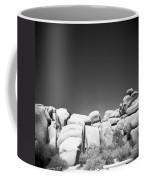 Joshua Tree Holga 4 Coffee Mug