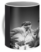 Joshua Tree Holga 6 Coffee Mug