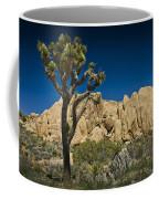 Joshua Tree In Joshua Tree National Park No. 323 Coffee Mug