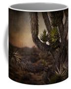 Joshua Tree In Mojave National Preserve Coffee Mug