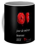 Jour De Meres Heureux Coffee Mug