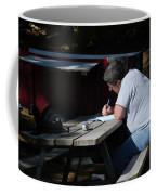 Journal Coffee Mug