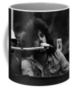 Journey #6 Crop 3 Enhanced Bw Coffee Mug
