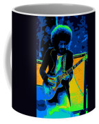 Journey #9 Enhanced In Cosmicolors Coffee Mug