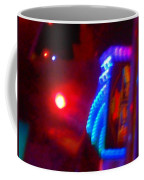 Journey Of The Deep Space Robot Coffee Mug