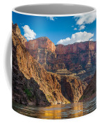 Journey Through The Grand Canyon Coffee Mug by Inge Johnsson