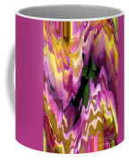 Jowey Gipsy Abstract Coffee Mug