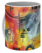 Joy And Happiness By Madart Coffee Mug
