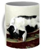 Joyful Kitty Coffee Mug