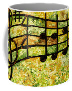Joyful - Lemon Lime Coffee Mug