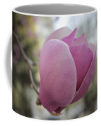 Joyful Pink Magnolia Coffee Mug