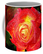 Joyful Rose Coffee Mug