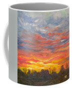 Joyful Sunset Coffee Mug