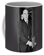 J.p. Morgan At S.e.c. Coffee Mug by Underwood Archives