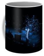 Jt #10 In Blue Coffee Mug