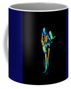Jt #67 In Cosmicolors Coffee Mug