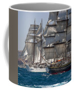 Juan Sebastian Elcano Stad Amsterdam Coffee Mug