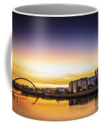 Jubia River Naron Galicia Spain Coffee Mug