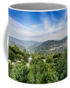 Judean Foothills Landscape Coffee Mug