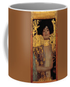 Judith And The Head Of Holofernes - Judith I Coffee Mug