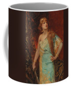 Judith Coffee Mug by Jean Joseph Benjamin Constant