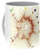 Juggle Coffee Mug by Anastasiya Malakhova
