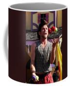 Juggler Coffee Mug