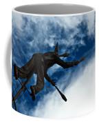 Juggling Statue Coffee Mug