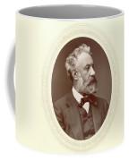 Jules Verne (1828-1905) Coffee Mug