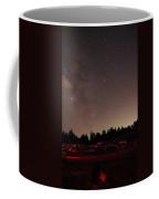 Julian Night Sky Milky Way Coffee Mug