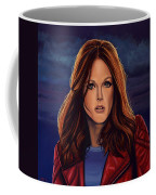 Julianne Moore Coffee Mug
