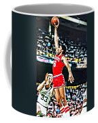 Julius Erving Coffee Mug
