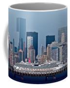 July 7 2014 - Carnival Splendor At New York City - Image 1674-01 Coffee Mug