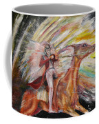 Jump The Rainbow Coffee Mug
