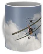 Jumped Coffee Mug by Pat Speirs