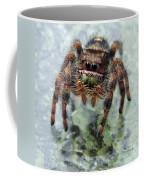 Jumper Spider 4 Coffee Mug