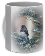 Junco In Pine Coffee Mug