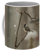 Junco In The Snow Coffee Mug