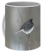 Junco In The Snow Coffee Mug