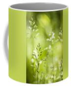 June Green Grass Flowering Coffee Mug