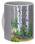 June Roses Coffee Mug