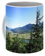 Juneau From Glacier Gardens Coffee Mug