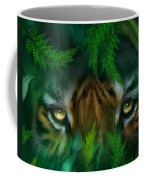Jungle Eyes - Tiger Coffee Mug