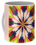 Jungle Flower Bloom Coffee Mug