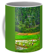 Jungle Homestead Paint Version Coffee Mug