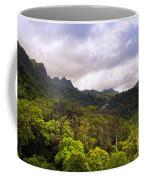 Jungle Landscape Coffee Mug