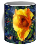 Jungle Rose Coffee Mug