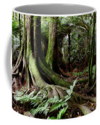 Jungle Trunks1 Coffee Mug by Les Cunliffe