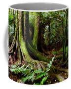 Jungle Trunks2 Coffee Mug by Les Cunliffe